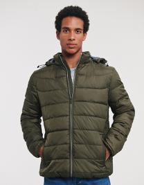Men´s Hooded Nano Jacket